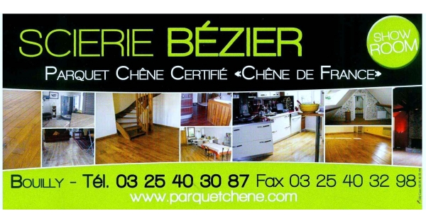 Scierie Bézier