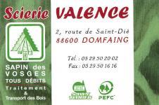 Valence Scierie